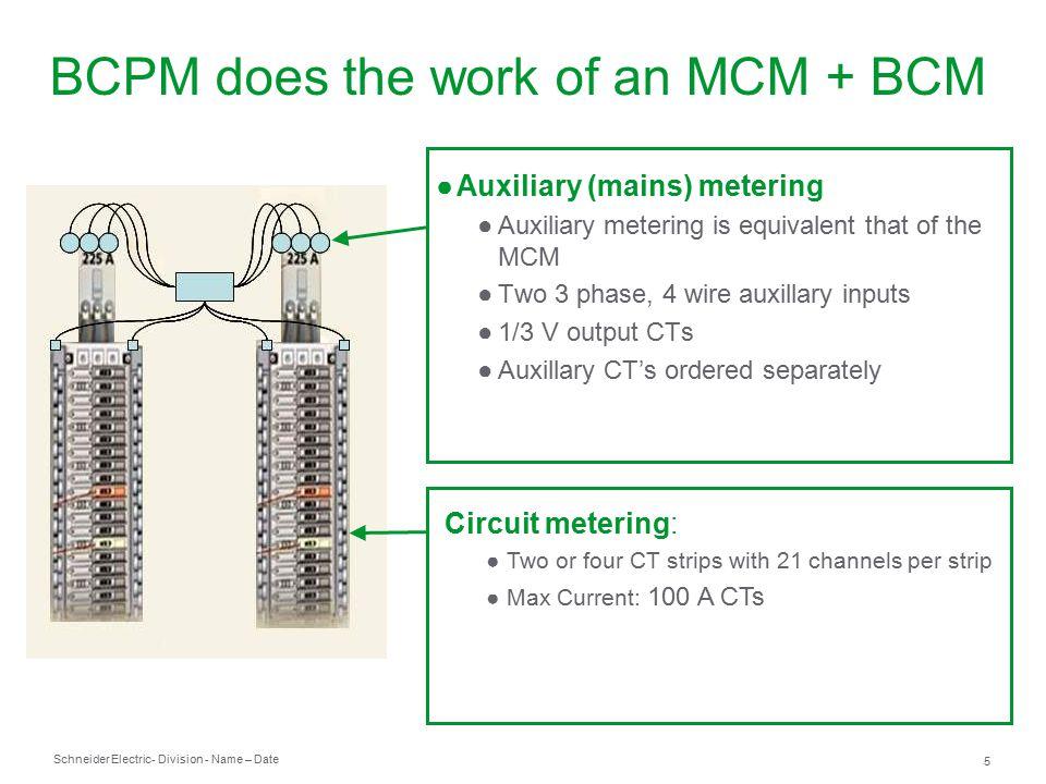 powerlogic branch circuit power meter bcpm ppt video online download rh slideplayer com Honda Trail 70 Wiring-Diagram Meter Box Wiring Diagram