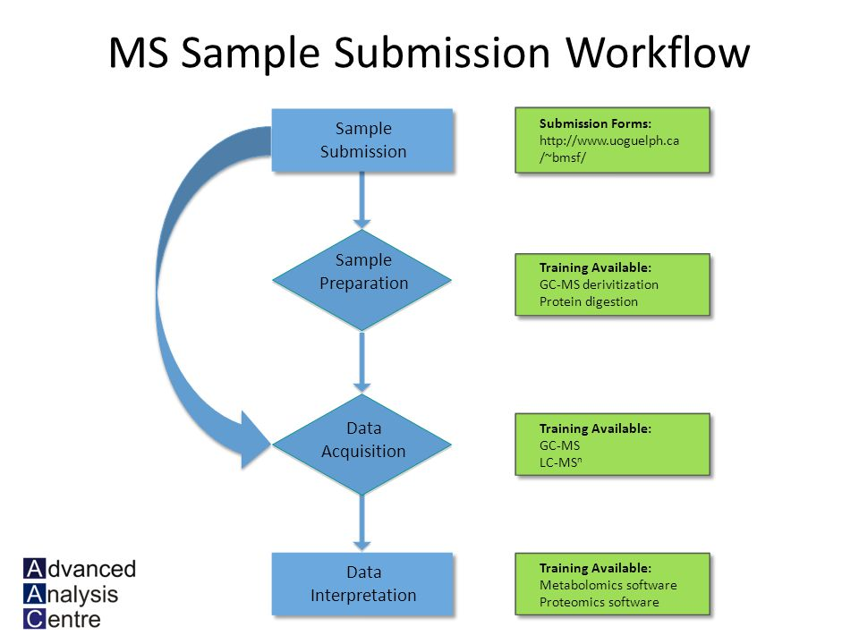 Flowchart depicting sample preparation and analysis | download.