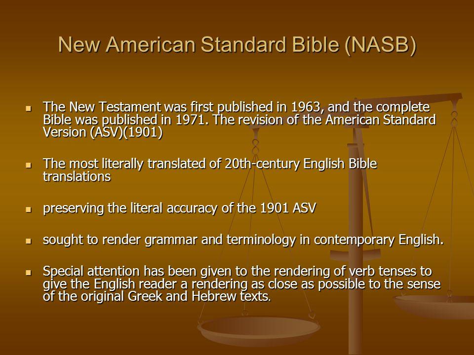 Modern Bible Translations - ppt video online download