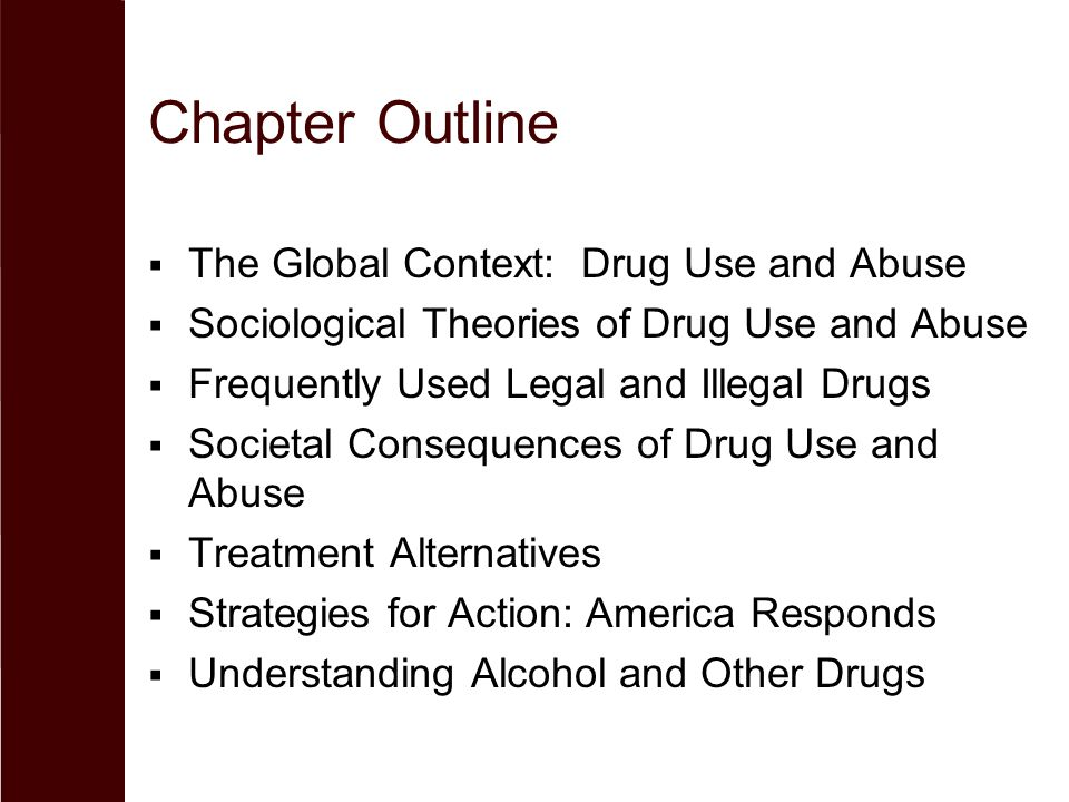 how do the three sociological theories of society explain drug use