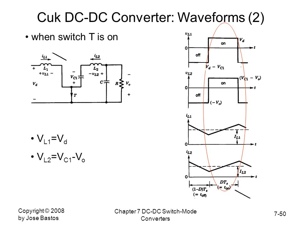 DC-DC Switch-Mode Converters - ppt download