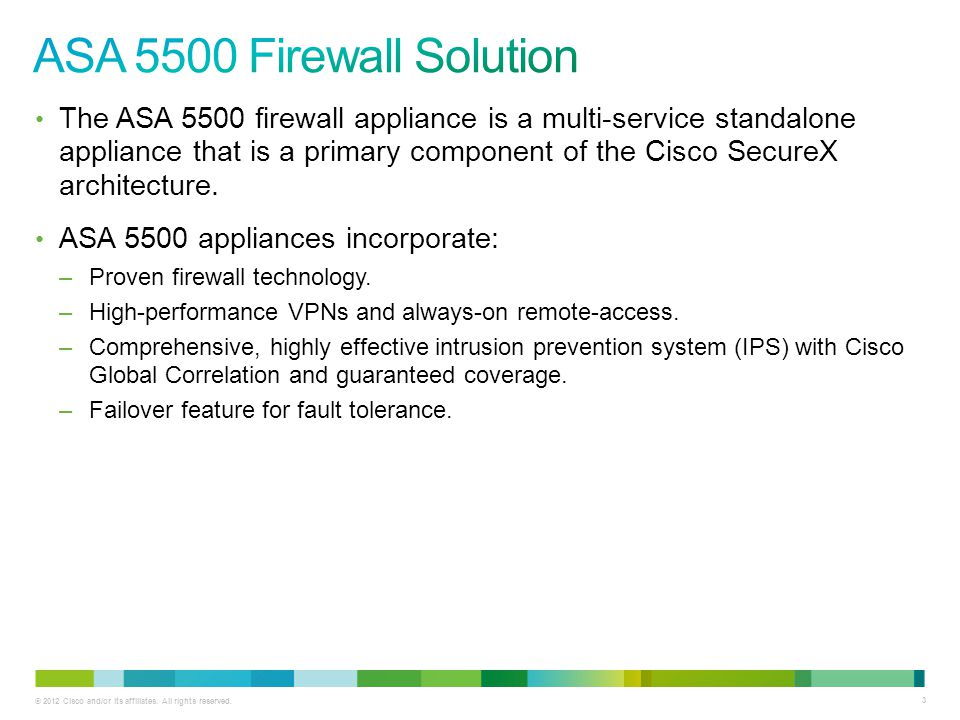 Implementing the Cisco Adaptive Security Appliance (ASA) - ppt download
