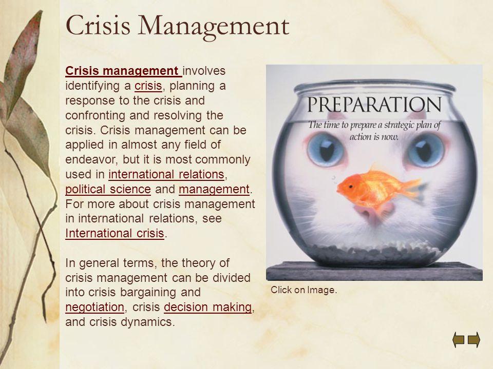 crisis management and communication pdf
