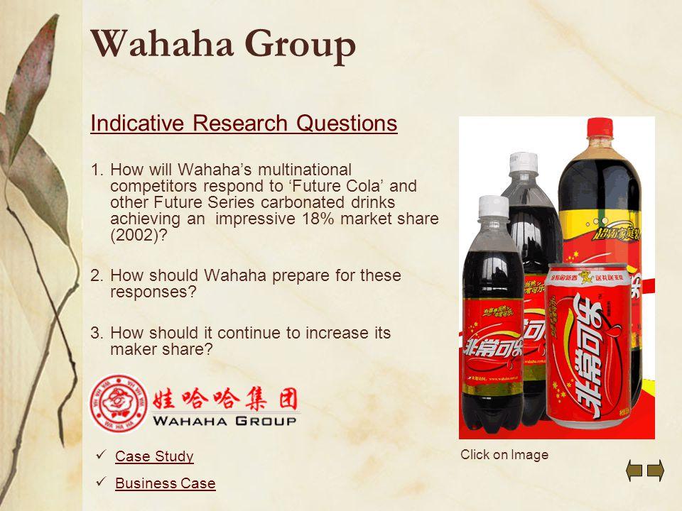 Danone & Wahaha: A Bittersweet Partnership Harvard Case ...