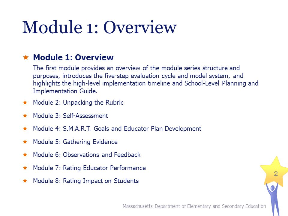 Module 1: Overview Module 1: Overview