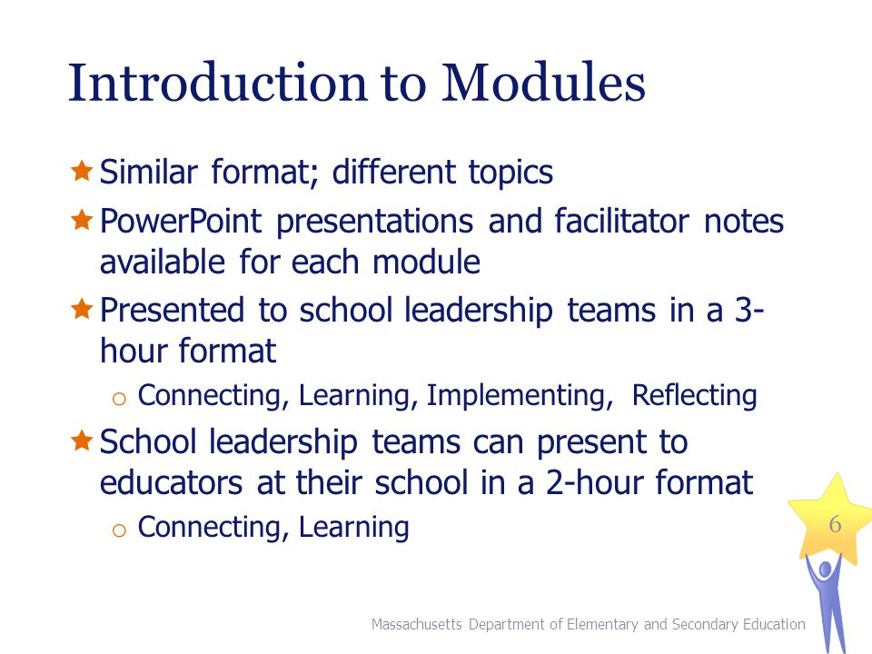Introduction to Modules