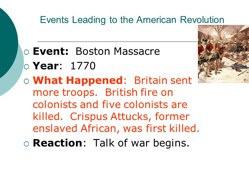 Image result for 1770 year what happened