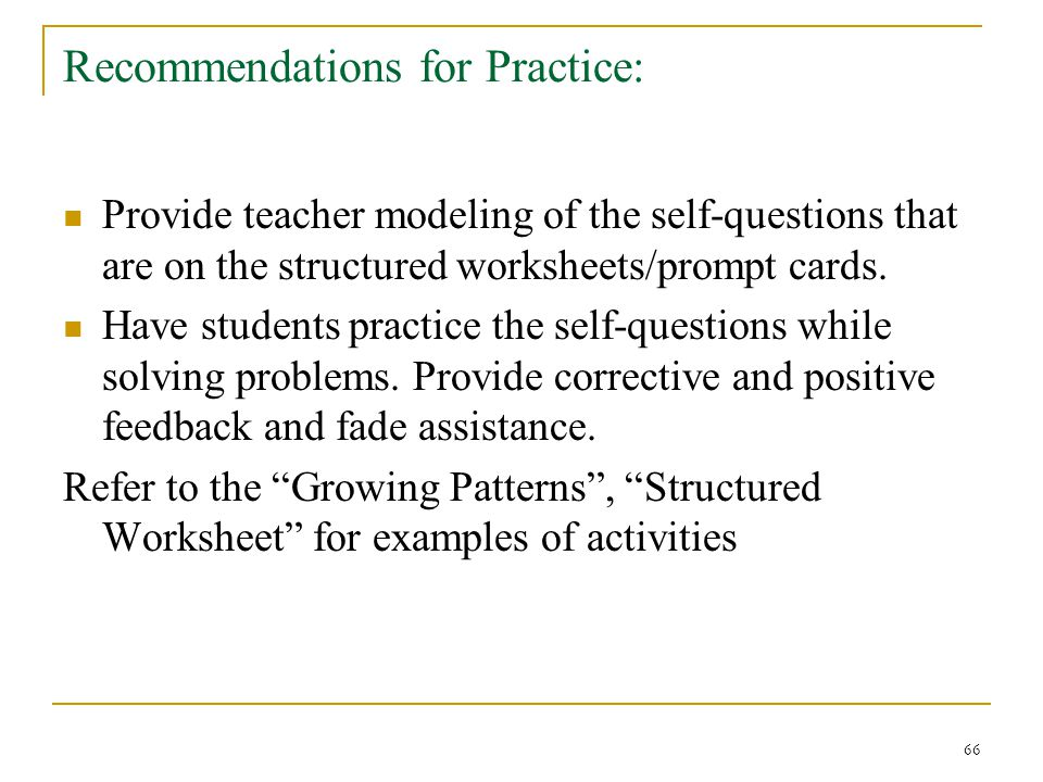 Effective Instructional Strategies for Correctional Education ...