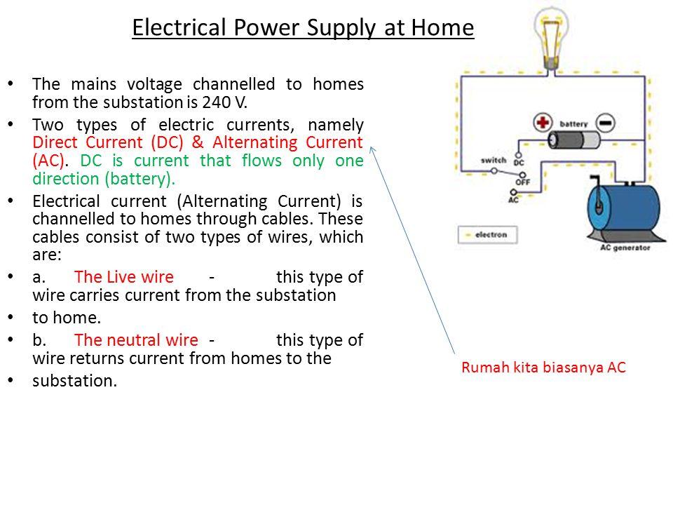 CHAPTER 8: GENERATION OF ELECTRICITY - ppt download