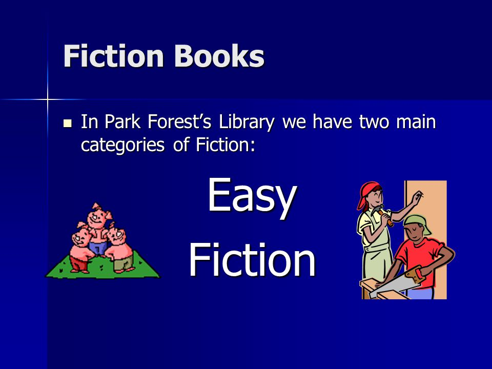 Easy Fiction Fiction Books