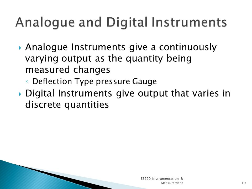 Instrumentation And Measurement Ppt Video Online Download