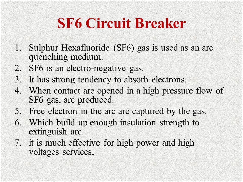 Circuit breaker ppt video online download 15 sf6 circuit breaker sulphur hexafluoride publicscrutiny Images