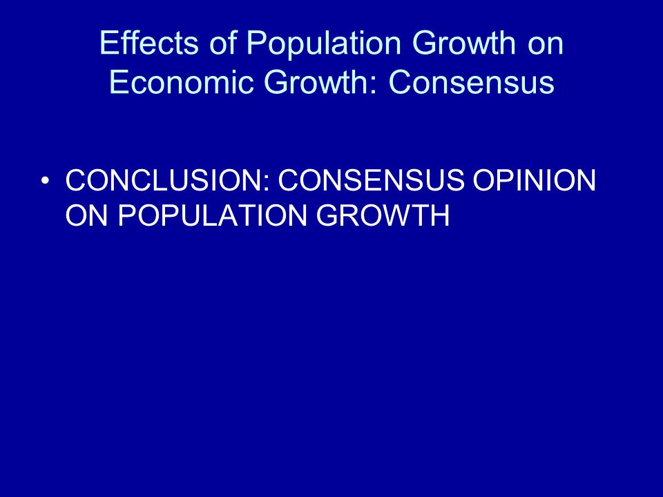 main socio economic effects of over population Over-population is defined as the condition of having more people than can live on the earth in comfort, happiness and health and still leave the world a fit place for future generations1 what some people now believe that the greatest threat to the future comes from overpopulation.