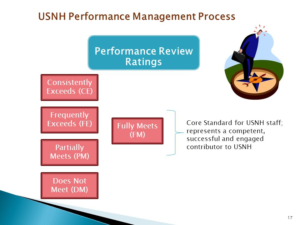 Performance Review Ratings