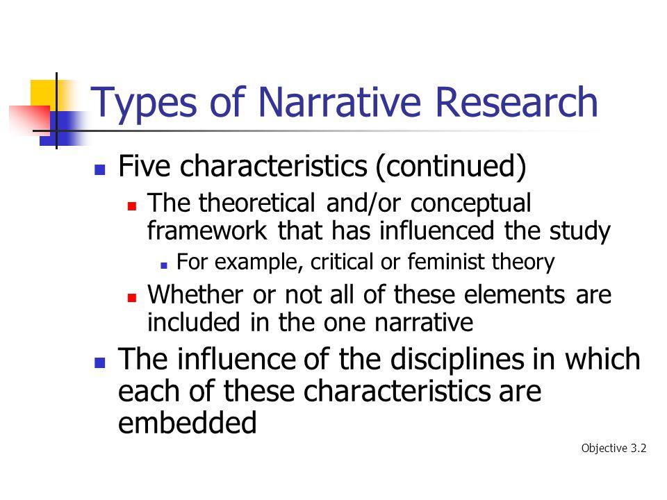 critical narrative example