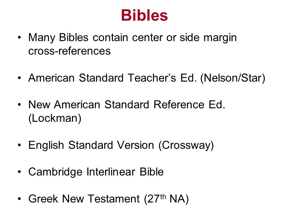 The Best Bible Commentary - ppt video online download