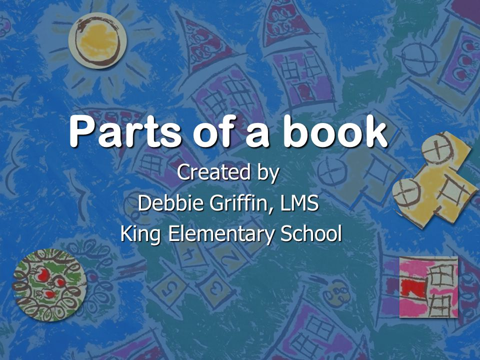 Created by Debbie Griffin, LMS King Elementary School