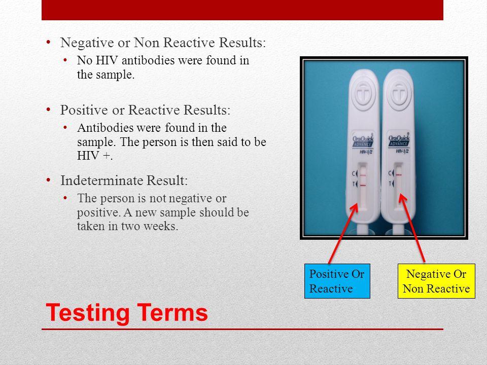 False Negative Hiv Elisa Test Hiv - #SpaceMood