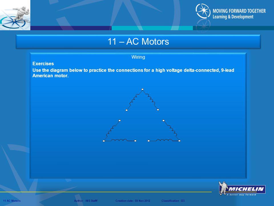 11 Ac Motors Ppt Downloadrhslideplayer: Electric Motors Wiring Diagram On Us Motor At Gmaili.net