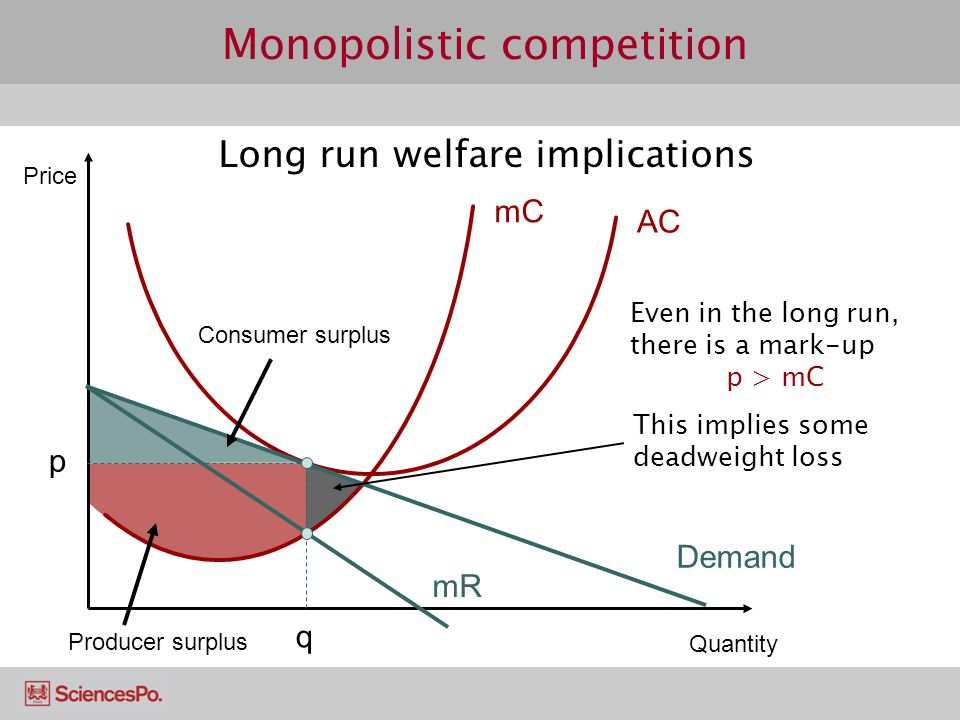 oligopoly versus monopoly competition essay Market structure: oligopoly (imperfect competition)  use the graph above and compare to long-run equilibriums in perfect competition and monopoly.