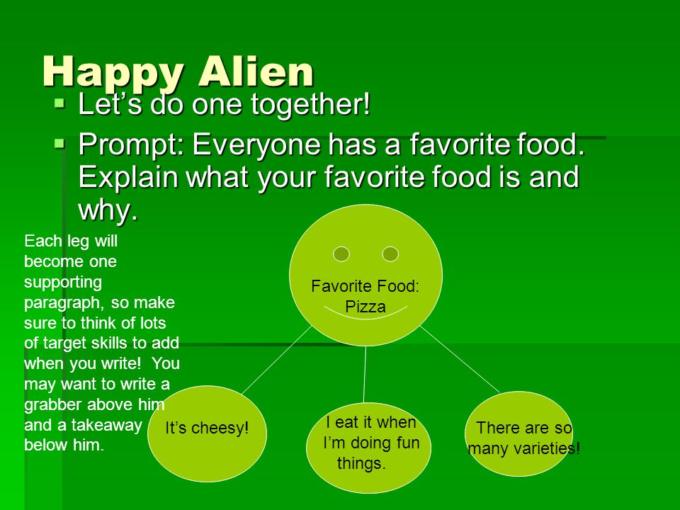 Happy Alien Let's do one together!