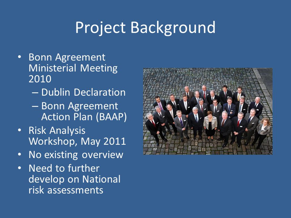 Be Aware Project Bonn Agreement Ppt Video Online Download