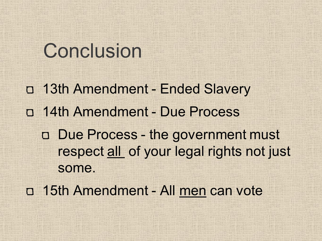 what is the 15th amendment say