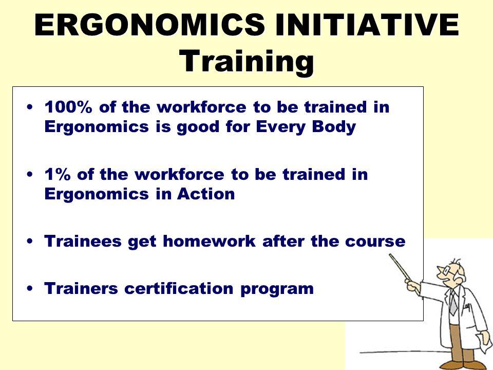 Ergonomics Initiative At Cummins Ppt Video Online Download
