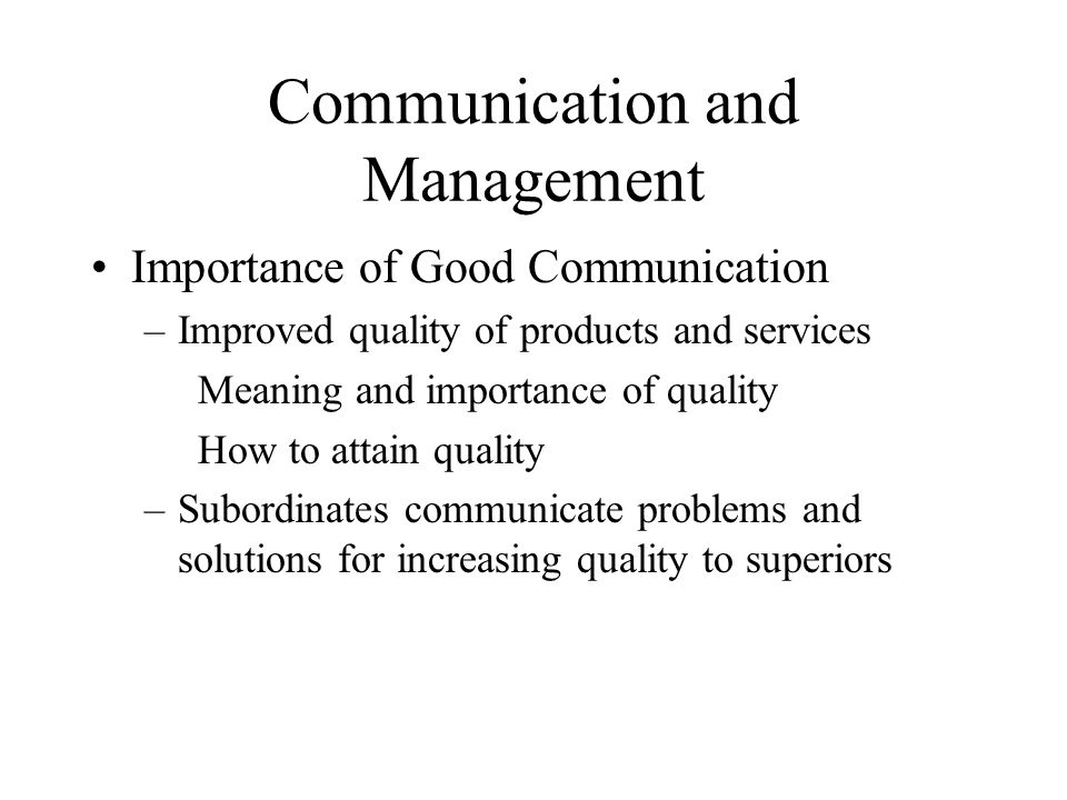 Management and Processes - ppt video online download