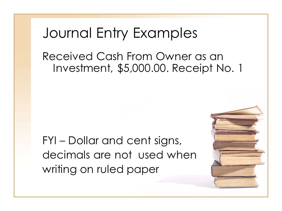 a journal entry on my company Write the journal entry include account names, numbers, land dollar value and brief journal entry description enter a debit to the land account, an asset that resides on the balance sheet.