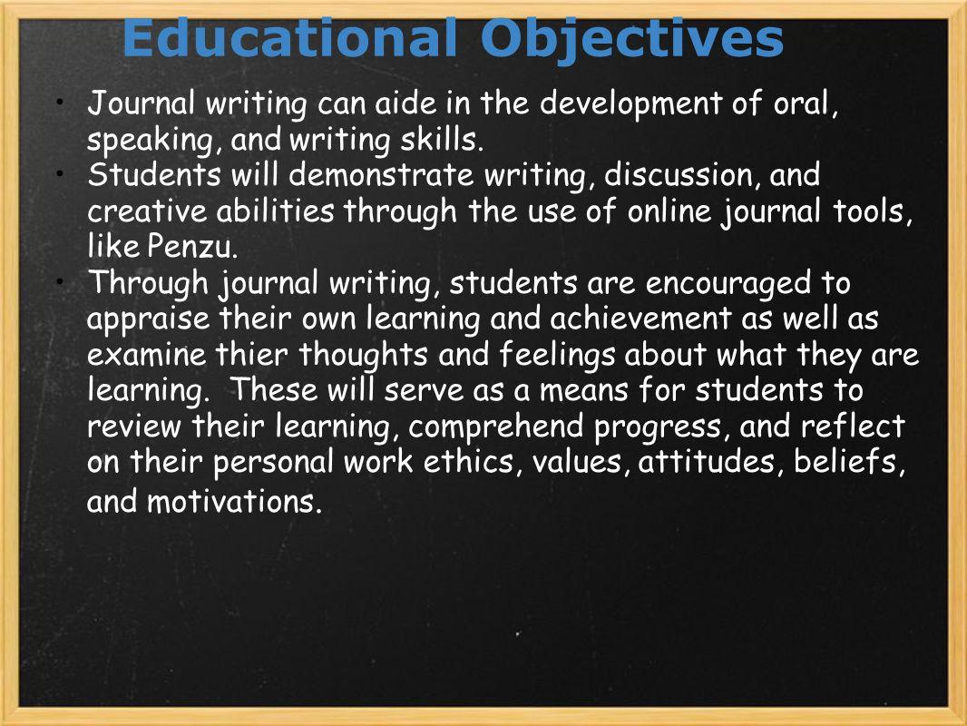 2 educational objectives