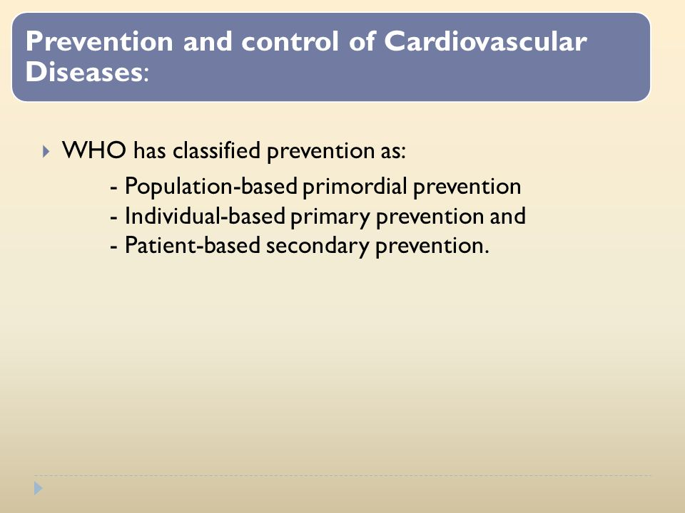 Epidemiology of cardiovascular disorders - ppt download