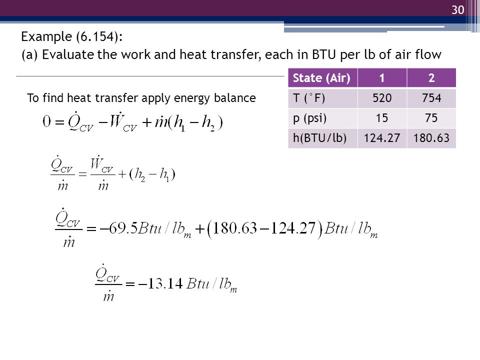 egr 334 thermodynamics chapter 6  sections ppt download