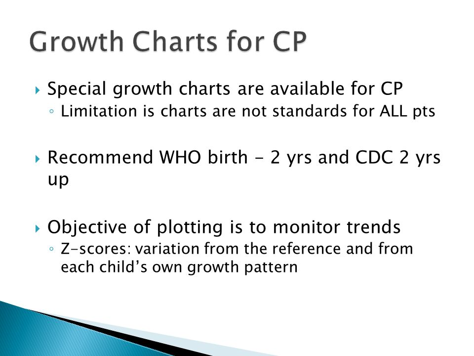 Cerebral Palsy One Size Does Not Fit All Ppt Download