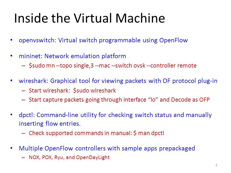 OpenFlow/SDN Advanced Tutorial June, ppt video online download