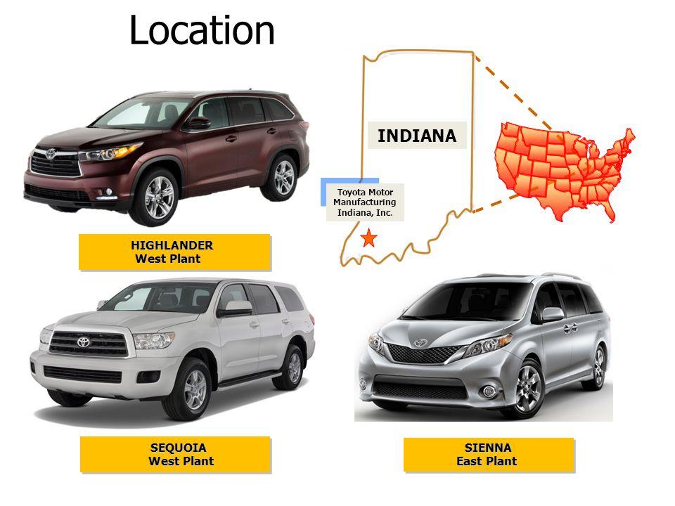 2 Toyota Motor Manufacturing Indiana ...