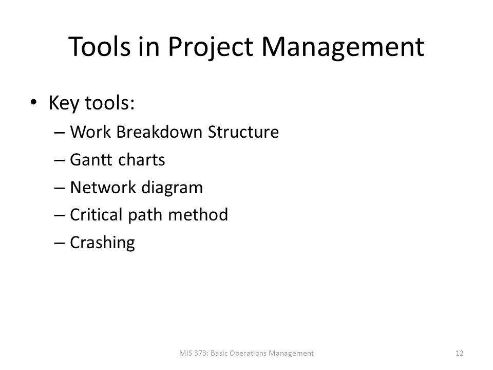 Project Management Chapter Ppt Video Online Download