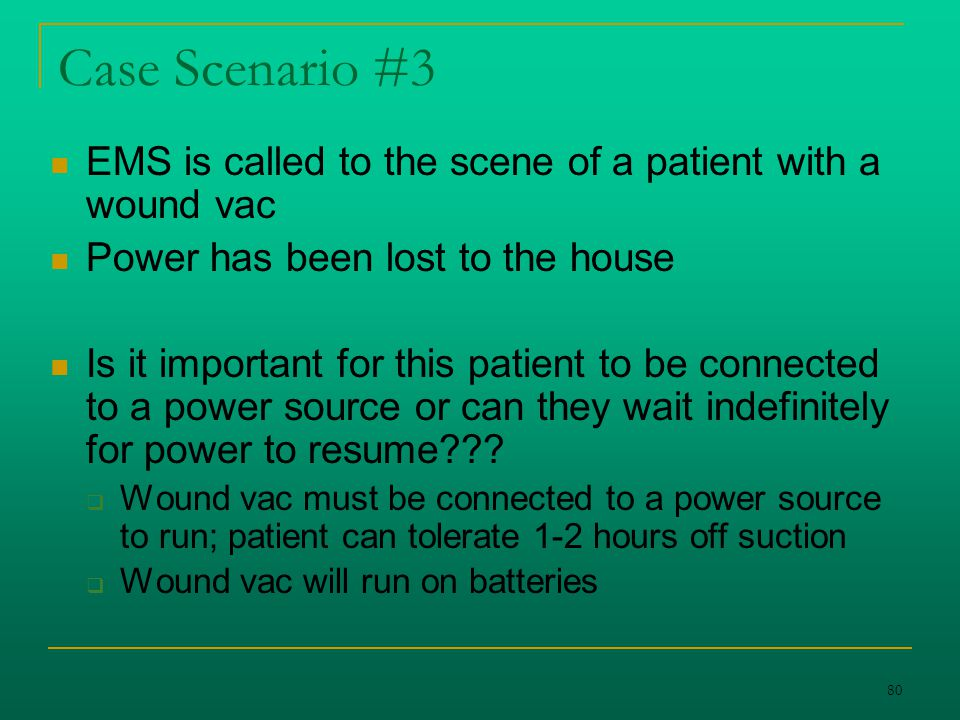 Equipment Used In Home Health Setting Ppt Download