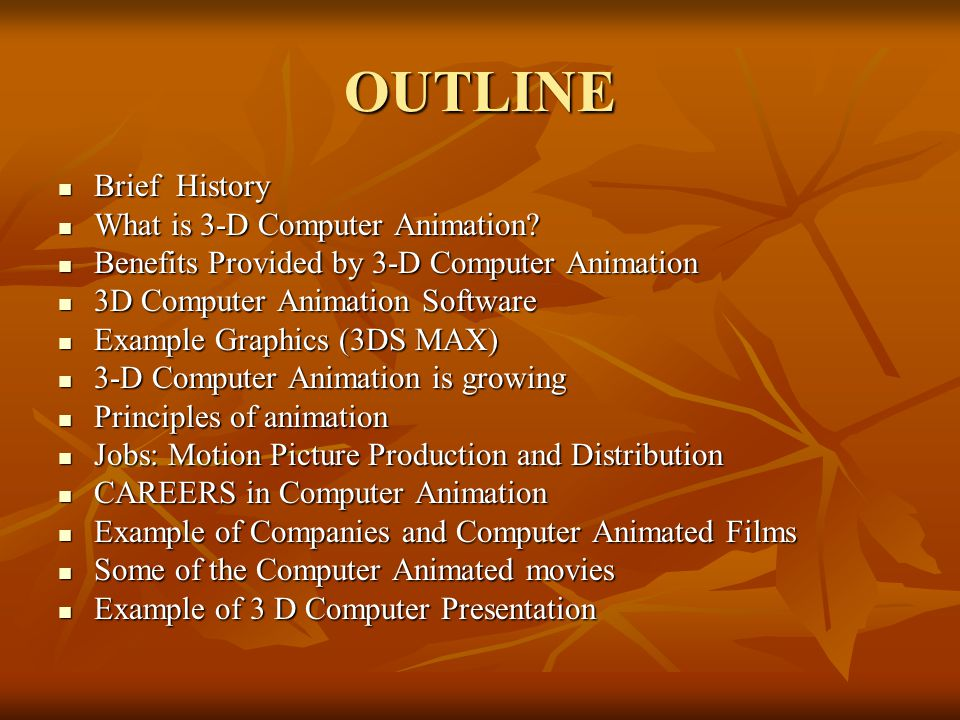 Brief History Of Computer Animation - Quantum Computing
