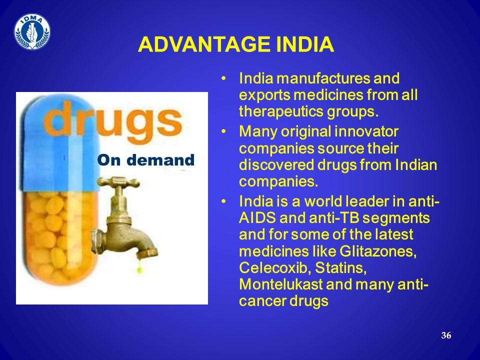 ADVANTAGE INDIA On demand