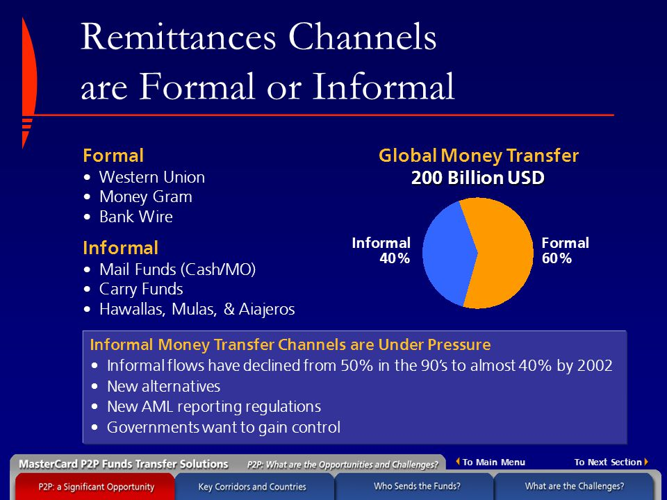 17 Remittances