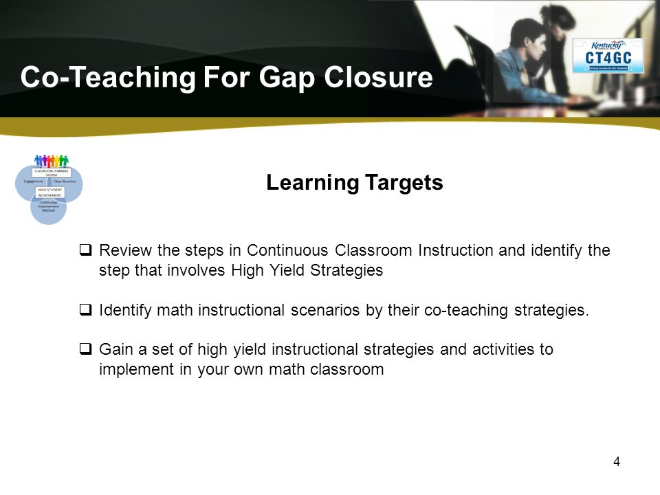 Co Teaching For Gap Closure Ppt Video Online Download