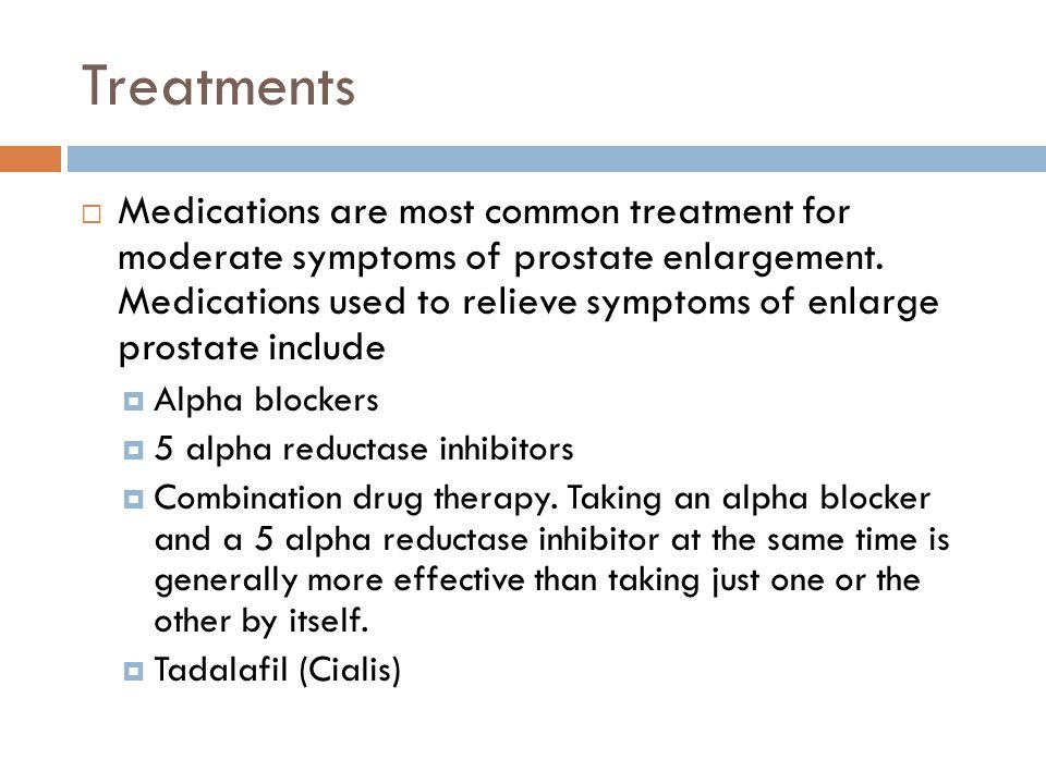 8 Treatments Medications