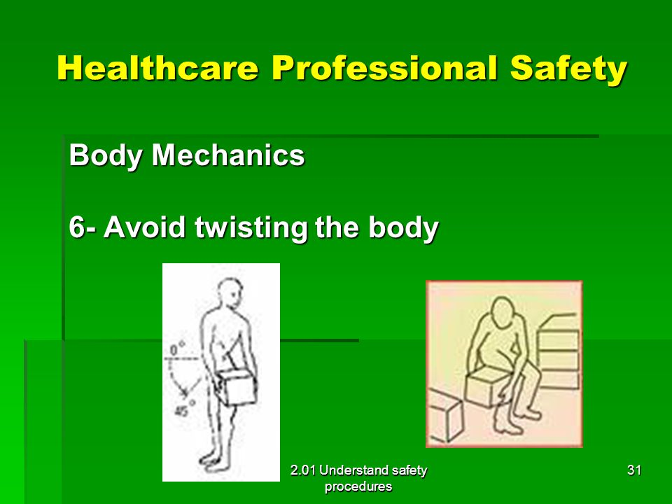 Healthcare Professional Safety