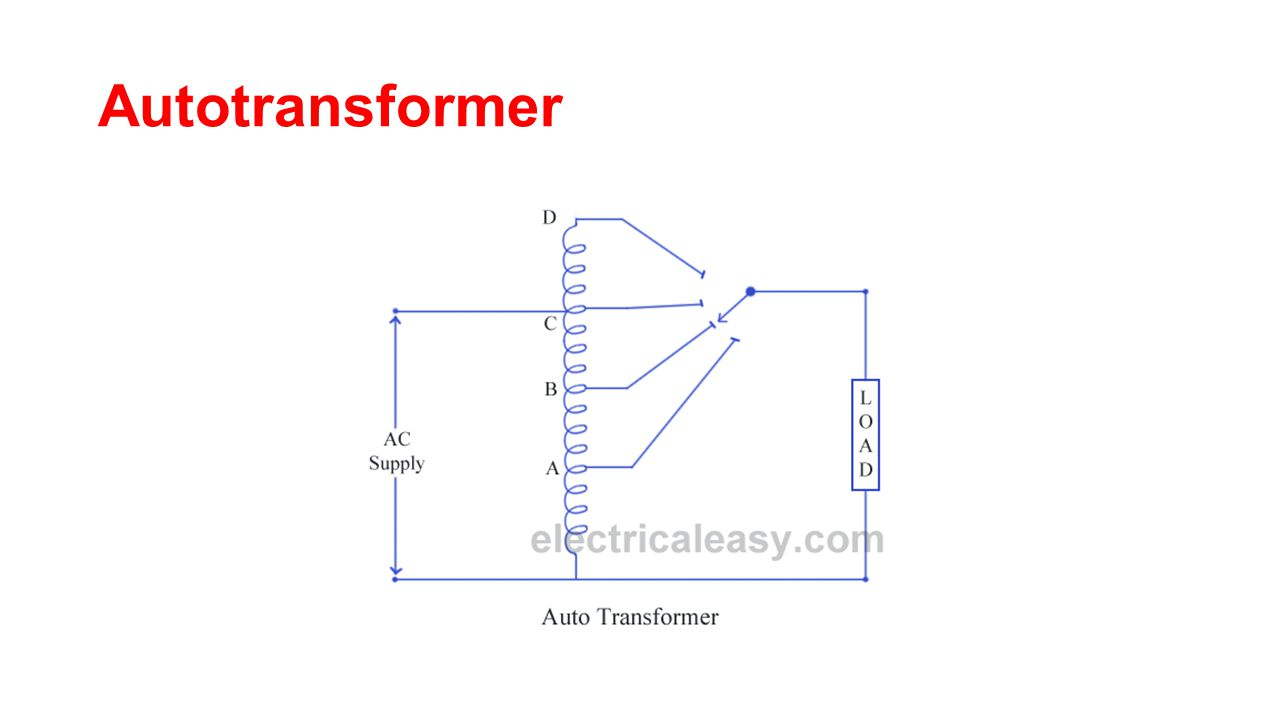 Auto Transformer Korndrfer Autotransformer Starter Wikipedia The Free Encyclopedia Chapter Video Online Download 1280x720