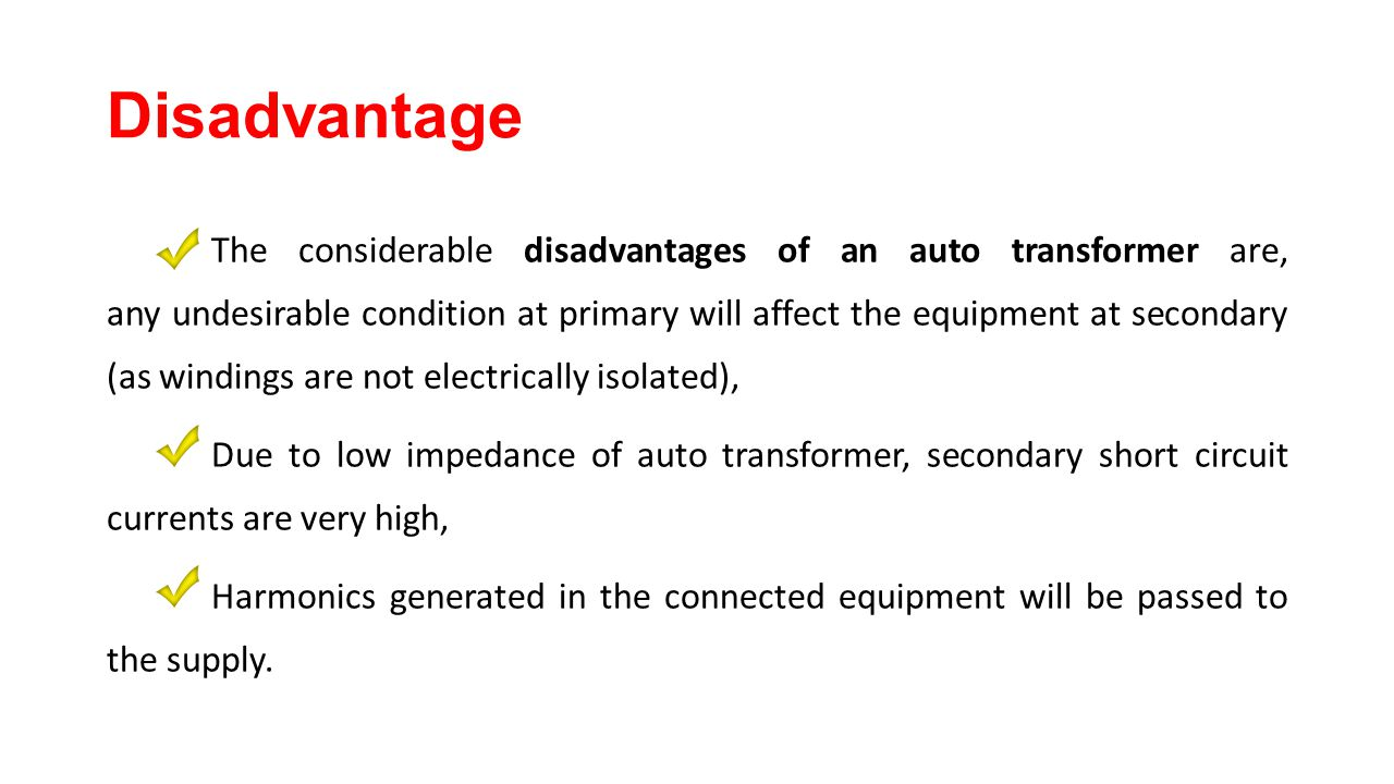 Auto Transformer Electrical Engineering Centre
