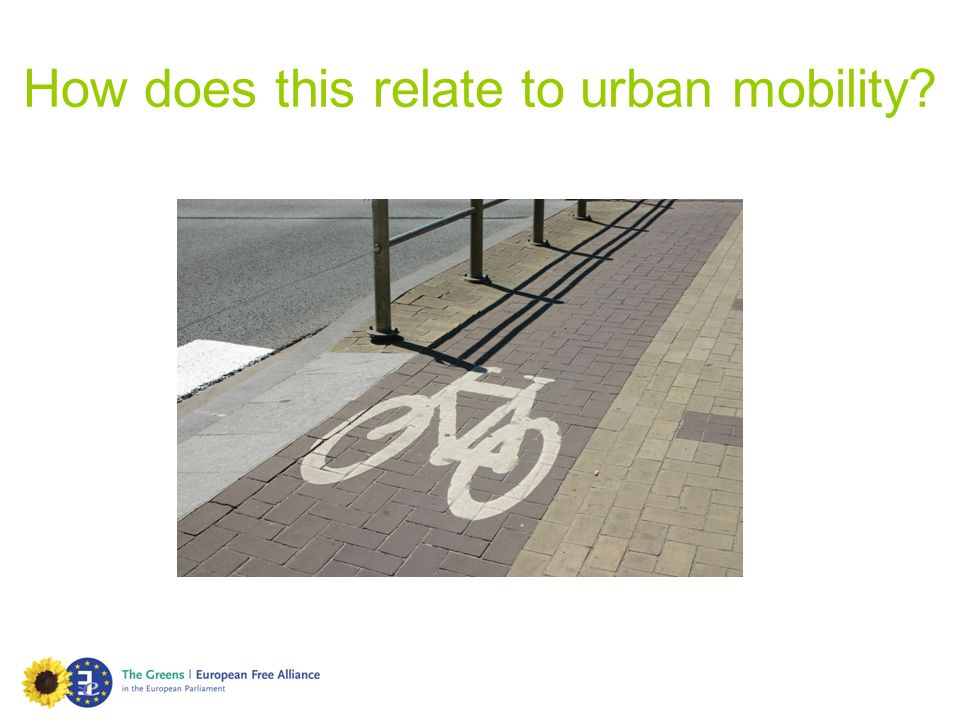 How does this relate to urban mobility