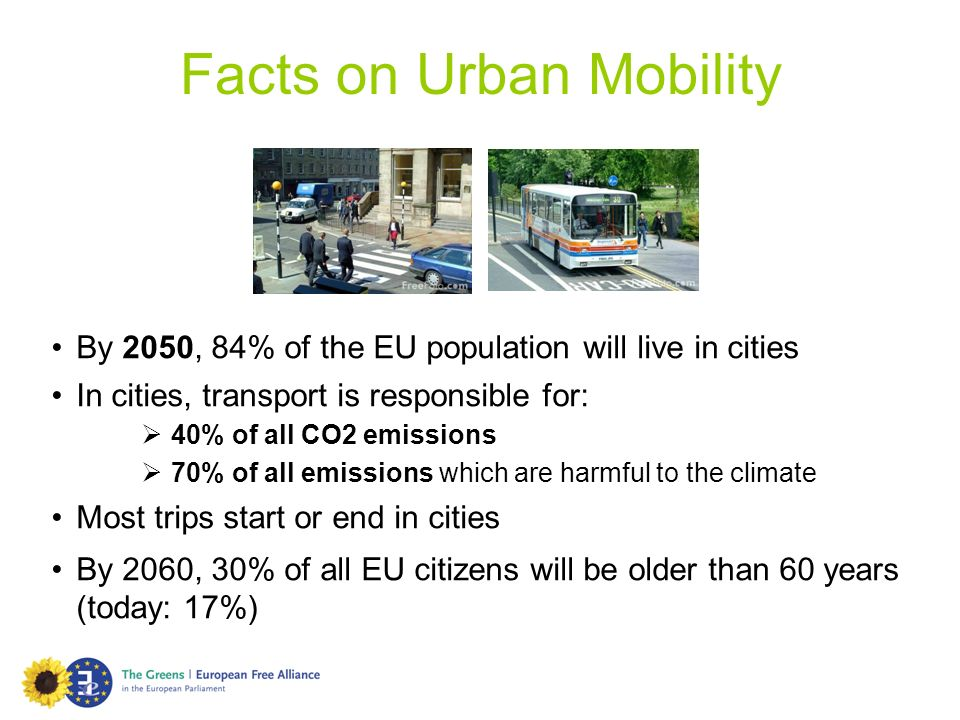 Facts on Urban Mobility