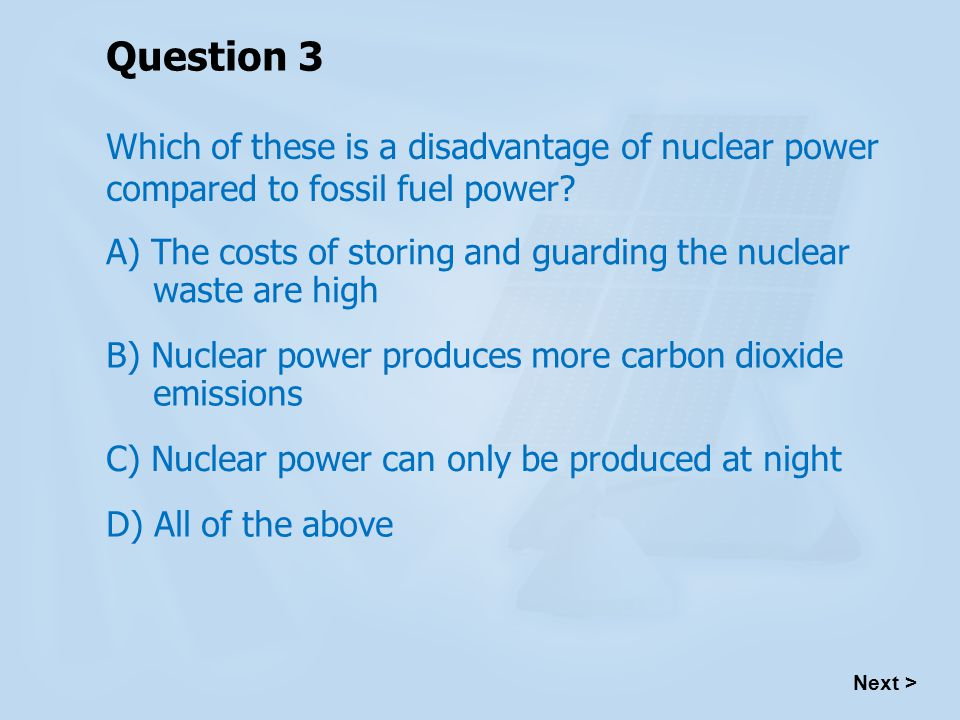 advantages and disadvantages of nuclear power pdf