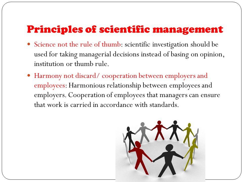 Scientific management ppt video online download.